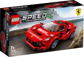 LEGO 76895 Ferrari F8 Tributo LEGO Speed Champions su ARSLUDICA.com