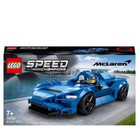 LEGO 76902 Mc Laren Elva   LEGO Speed Champion