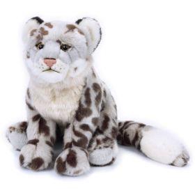 Leopardo delle Nevi 30 cm National Geographics (Peluche Venturelli)