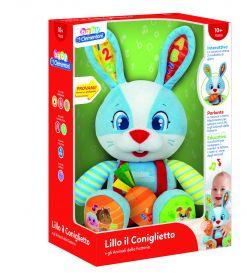 Lillo il Coniglietto (Infanzia Baby Clementoni)