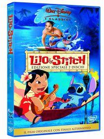 Lilo&Stitch (DVD Disney)