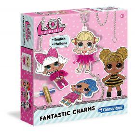 LOL Fantastic Charms (Clementoni LOL Surprise)