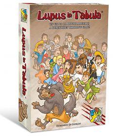 Lupus in Tabula DV Giochi   Gioco da Tavolo - Confezione