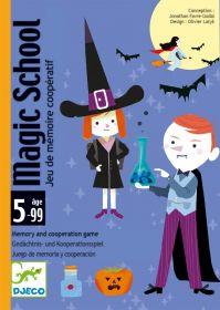 Magic School Gioco di Carte Djeco su ARSLUDICA.com