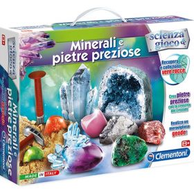 Minerali E Pietre Preziose Scienza&Gioco (Gioco Clementoni)