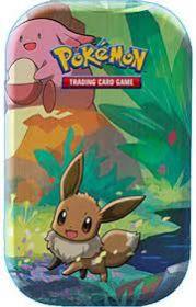 Pokémon Mini Tin da Collezione Amici di Kanto Eevee | Pokémon