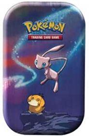 Pokémon Mini Tin da Collezione Amici di Kanto Mew e Psyduck | Pokémon