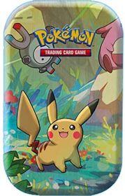 Pokémon Mini Tin da Collezione Amici di Kanto Pikachu | Pokémon