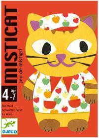 Misticat | Gioco di Carte Djeco