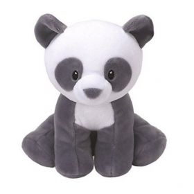 MITTENS Panda 82165 (Peluche Baby Ty) 15cm