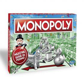 Monopoly Classico Gioco da Tavolo su ARSLUDICA.com