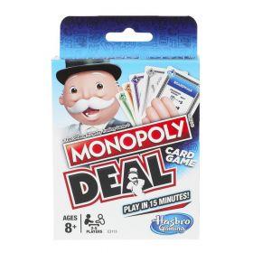 Monopoly Deal Gioco da Tavolo Hasbro