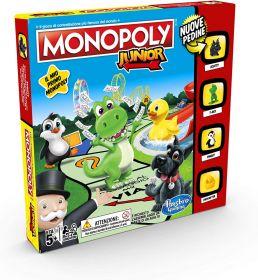 Monopoly Junior Gioco da Tavolo Hasbro