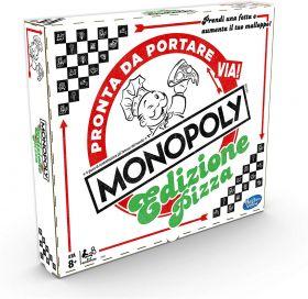 Monopoly Pizza Gioco da Tavolo su ARSLUDICA.com
