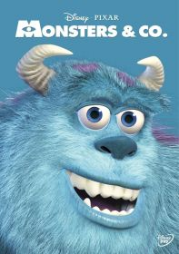 Monsters (DVD Disney Pixar)