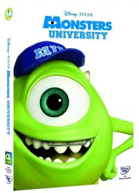 Monsters University (DVD Disney Pixar)