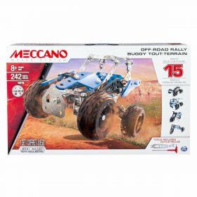 Multimodello Veicolo Buggy MECCANO su ARSLUDICA.com