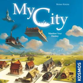 My City Gioco da Tavolo Giochi Uniti