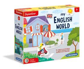 My English World Sapientino Clementoni su ARSLUDICA.com