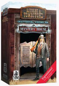 Mystery House - Ritorno a Tombstone Espansione Cranio Creations | Gioco da Tavolo