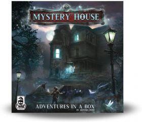 Mystery House Avventure in Scatola Gioco da Tavolo