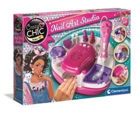 Nail Art Studio Crazy Chic Clementoni