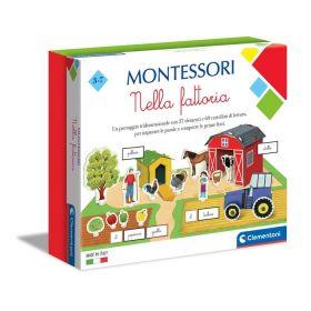 Nella Fattoria Montessori Clementoni