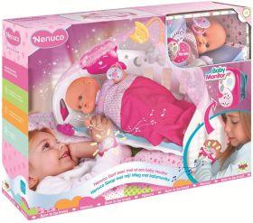 Nenuco Dormi con Me con Baby Monitor