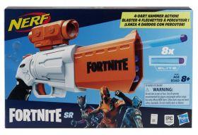 Pistola NERF Fortnite SR - Confezione