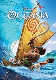 Oceania (DVD Disney)