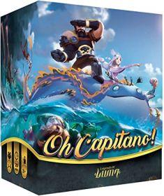 Oh Capitano! Gioco da Tavolo