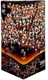 Orchestra Triangular (Puzzle Heye 2000 pezzi)