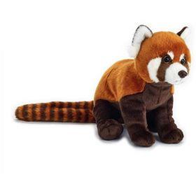 Panda Rosso 27 cm National Geographics (Peluche Venturelli)