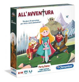 Party Game all'Avventura Clementoni su ARSLUDICA.com