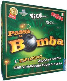 Passa la Bomba Reprint Gioco da Tavolo Giochi Uniti