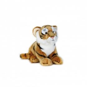 Tigre Media (Peluche National Geographic)