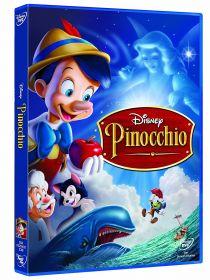 Pinocchio (DVD Disney)