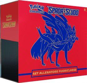 Pokémon Set Allenatore Fuoriclasse Spada e Scudo