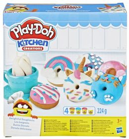 Play-Doh Ciambelle Deliziose (Gioco Hasbro)