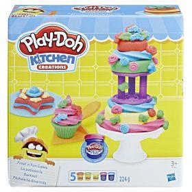 Play-Doh Torte ed Accessori (Gioco Hasbro)
