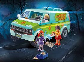 Scooby Doo Mystery Machine | Playmobil Scooby Doo