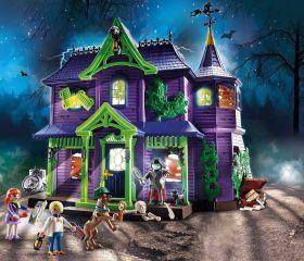 Playmobil 70361 SCOOBY-Doo! La Casa Del Mistero | Playmobil  SCOOBY-Doo!