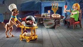Playmobil 70363 SCOOBY-Doo! A Cena Con Shaggy | Playmobil  SCOOBY-Doo!
