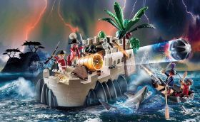 Playmobil 70413 Avamposto della Marina Reale | Playmobil Pirati