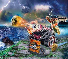 Playmobil 70415 Pirata con Cannone | Playmobil Pirati