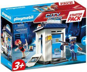 Gioco Polizia Starter Pack | Playmobil Polizia