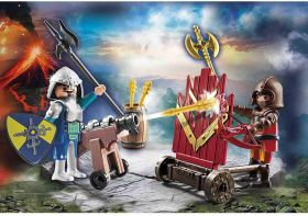Starter Pack Cavalieri di Novelmore | Playmobil Novelmore