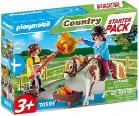 Gioco Starter Pack Fantina con Cavallo | Playmobil Cavalli