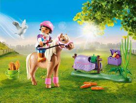 Gioco Pony Icelandic | Playmobil Cavalli - Gioco