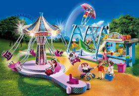 Gioco Lunapark   Playmobil